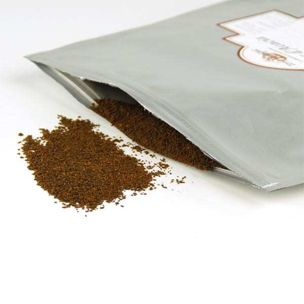 Graines d'acacia torréfiées en poudre de Tasmanie