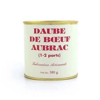 Alain Ginisty - Aubrac beef stew