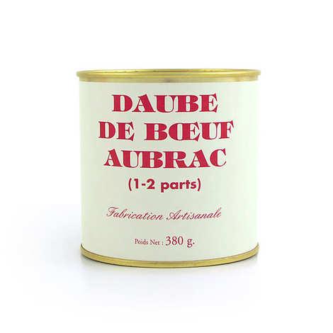 Alain Ginisty - Daube de boeuf de l'Aubrac