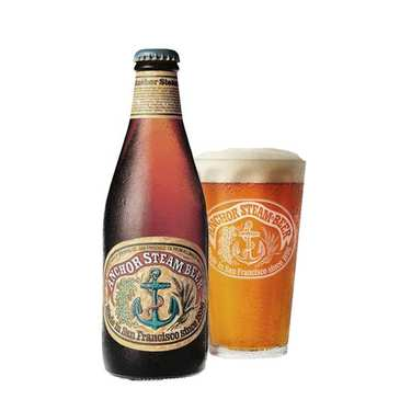 Anchor Steam Beer - USA - 4.8%