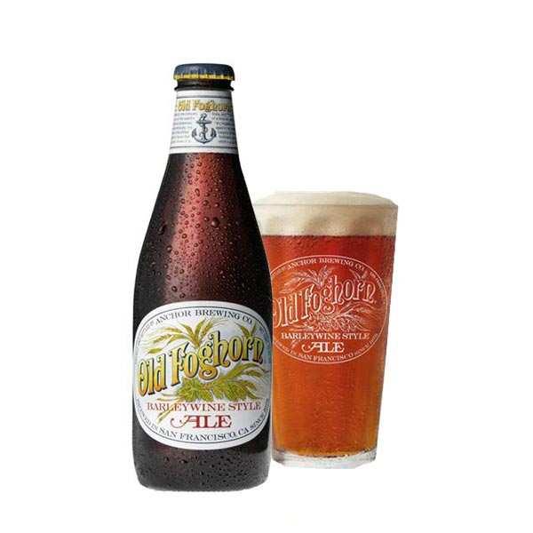 Anchor Old Foghorn - Bière américaine - 9.4%