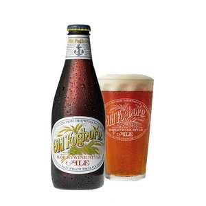 Anchor Brewing - Anchor Old Foghorn American Beer - 9.4%