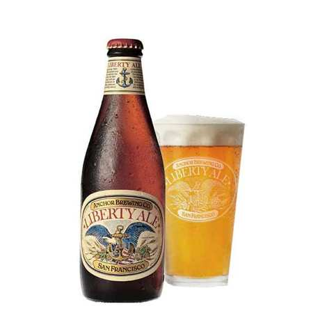 Anchor Brewing - Anchor Liberty Ale - Bière américaine - 5,9%