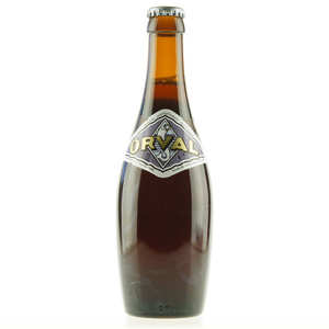 Abbaye d'Orval - Orval - bière trappiste belge - 6,2%