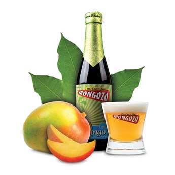 Mongozo beers - Mongozo, Bière à la mangue - 3,6%