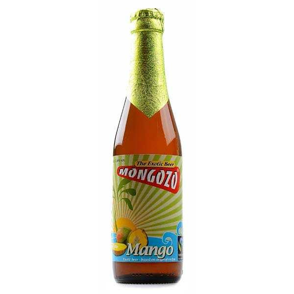 Mongozo, Bière à la mangue - 3,6%
