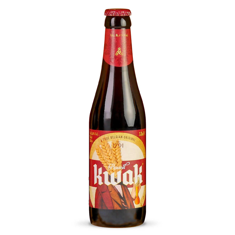Bière Pauwel KWAK - 8,4%