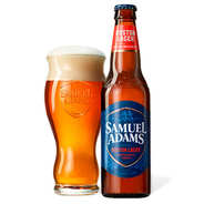 Samuel Adams - Samuel Adams beer - Boston Lager - 4.8%
