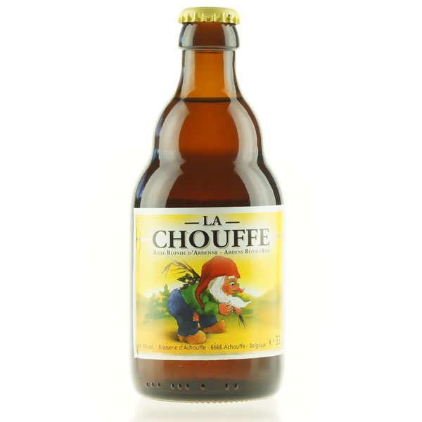 La Chouffe - Belgian Blond Beer - 8%