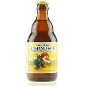 Brasserie d'Achouffe - La Chouffe - Bière blonde belge - 8%
