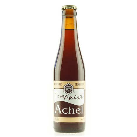 Monastère d'Achel - Achel Brune - Belgian Trappist Beer - 8%