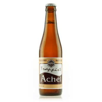Monastère d'Achel - Achel blonde - Bière belge Trappiste - 8%