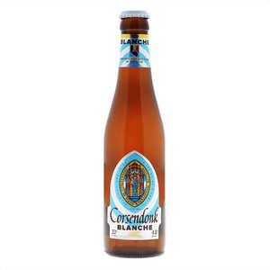 Van Steenberge - Bière Corsendonk blanche - 4,8%