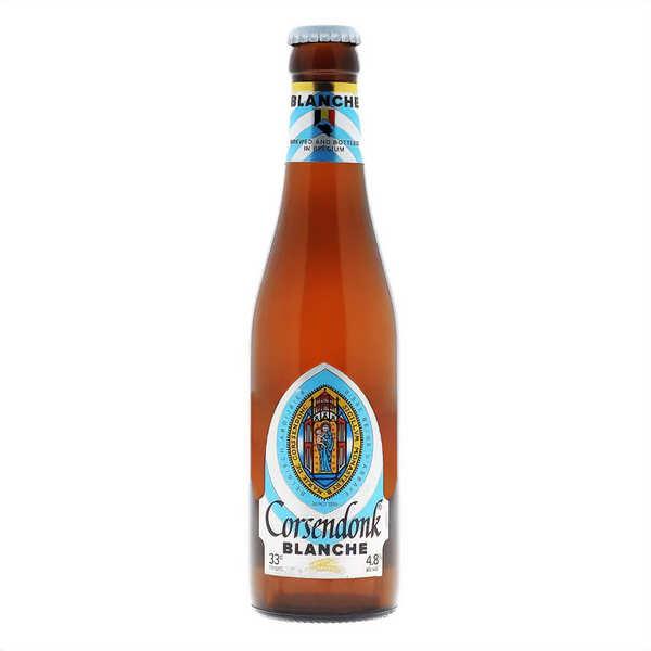 Corsendonk - bière blanche - 4,8% - bouteille 33cl