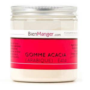 BienManger aromes&colorants - Gomme arabique - gomme d'acacia 100% naturelle