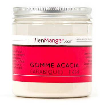 Gomme arabique - gomme d'acacia 100% naturelle