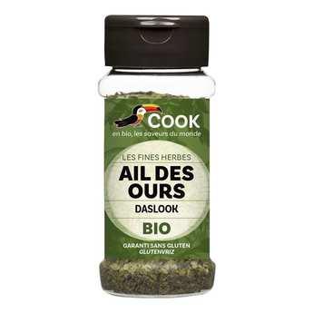 Cook - Herbier de France - Ail des ours bio
