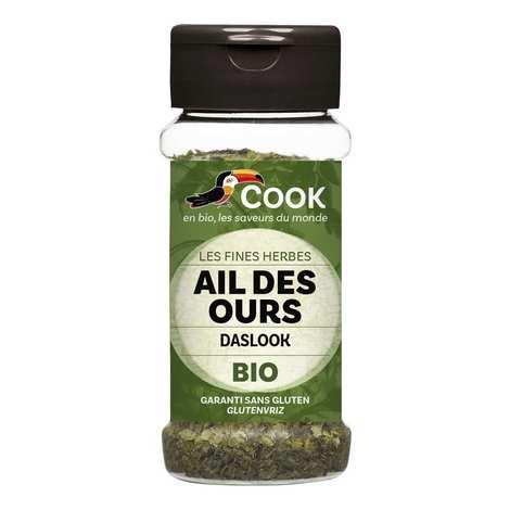 Cook - Herbier de France - Organic Wild Garlic