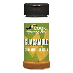 Cook - Herbier de France - Organic Guacamole seasoning mix