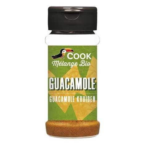 Cook - Herbier de France - Mélange d'épices pour guacamole bio
