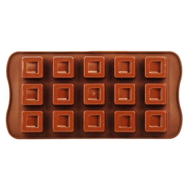 EasyChoc Silikomart ® chocolate cube mould