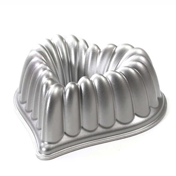 Heart mould by Nordic Ware