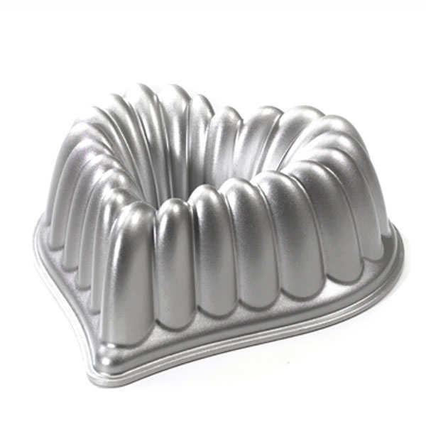 Moule fonte d'aluminium coeur