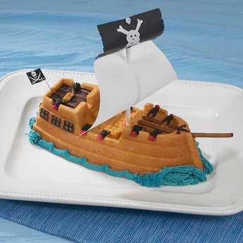 Nordic Ware - Pirate Ship mould