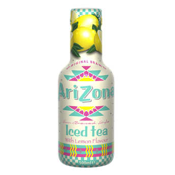 Arizona Iced Tea - Arizona au thé noir et au citron