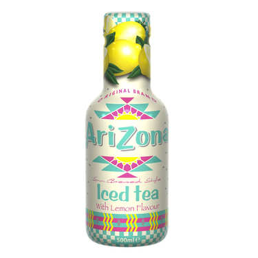 Arizona Iced Tea with Lemon