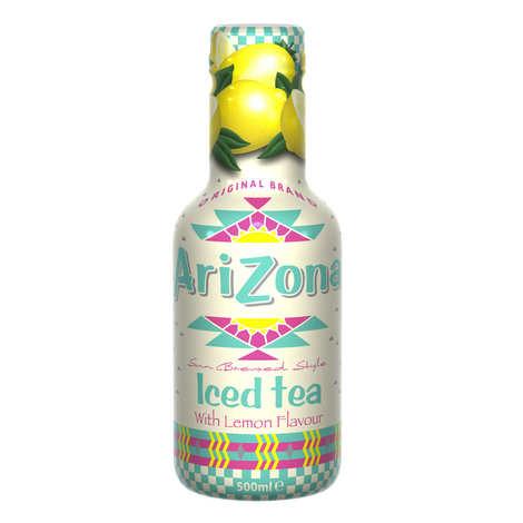 Arizona Iced Tea - Arizona Iced Tea with Lemon