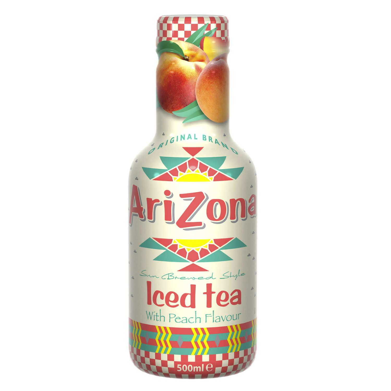 Arizona Iced Tea with Peach
