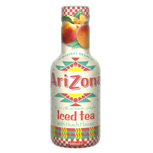 Arizona Iced Tea - Arizona Iced Tea with Peach