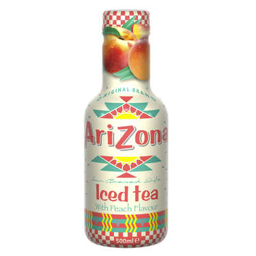 Arizona Iced Tea with Peach