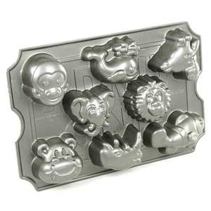 Nordic Ware - Mould zoo animals