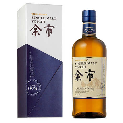 Whisky Nikka - Whisky Yoichi Single Malt Nikka 45%