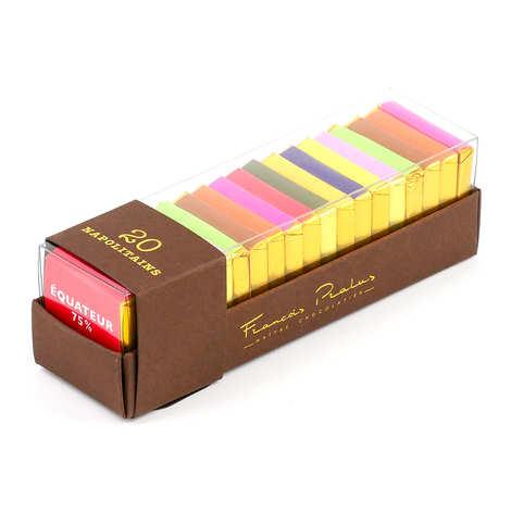 Chocolats François Pralus - Mini Tropical Neapolitans