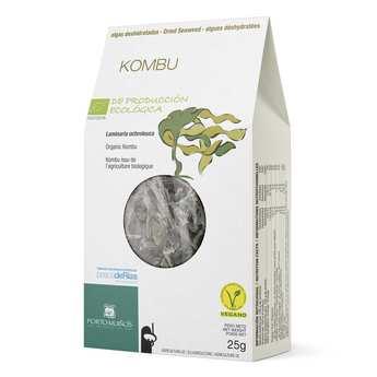 Porto Muinos - Kombu - Organic dried seaweed