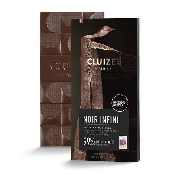 Infini Dark Chocolate - 99% Cocoa