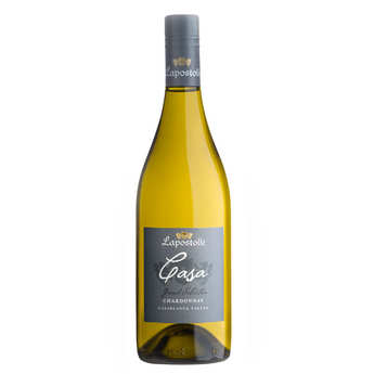Casa Lapostolle - Lapostolle - Casa - White Chardonnay from Chile - 14%