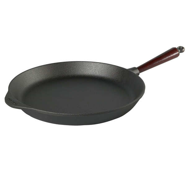 Cast iron frying pan - 34cm