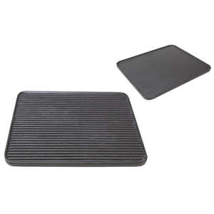 Skeppshult - Double-sided grill plate - 36.5 x 31.5cm