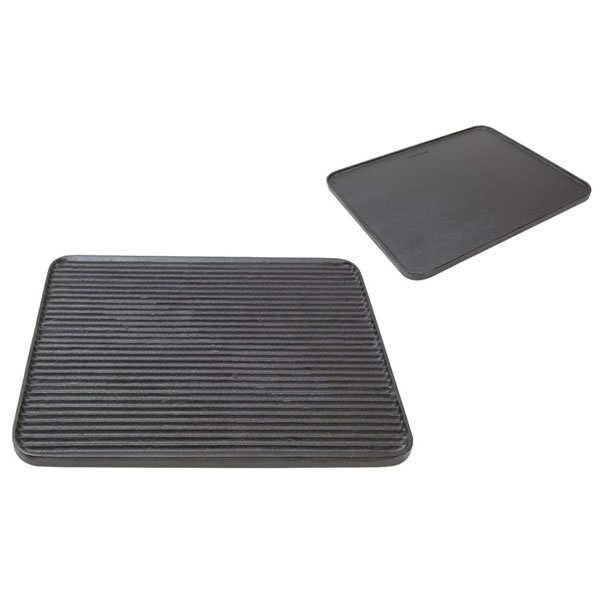 plaque plancha grill recto verso en fonte skeppshult. Black Bedroom Furniture Sets. Home Design Ideas