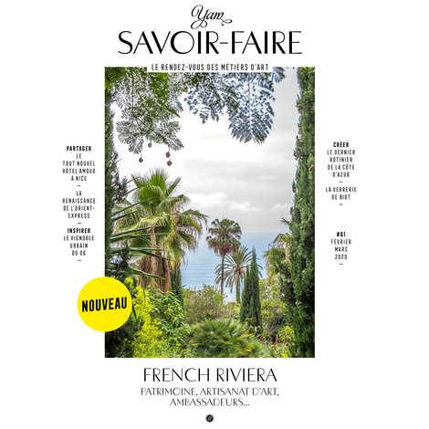 Yannick Alléno Magazine - Abonnement YAM Savoir-Faire - numéro bimestriel