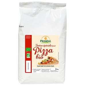 Priméal - Farine spéciale Pizza - Manitoba T65 - Bio