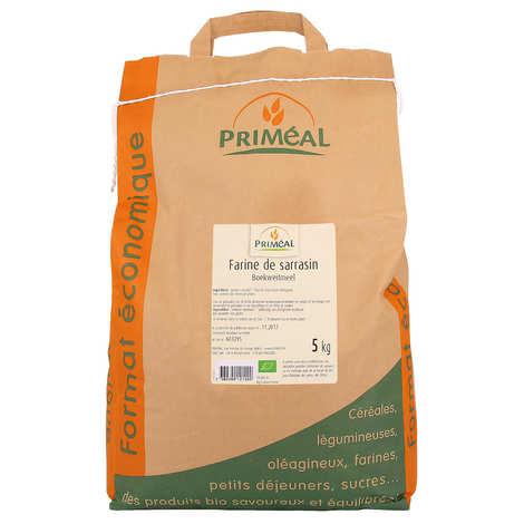 Priméal - Farine de sarrasin bio