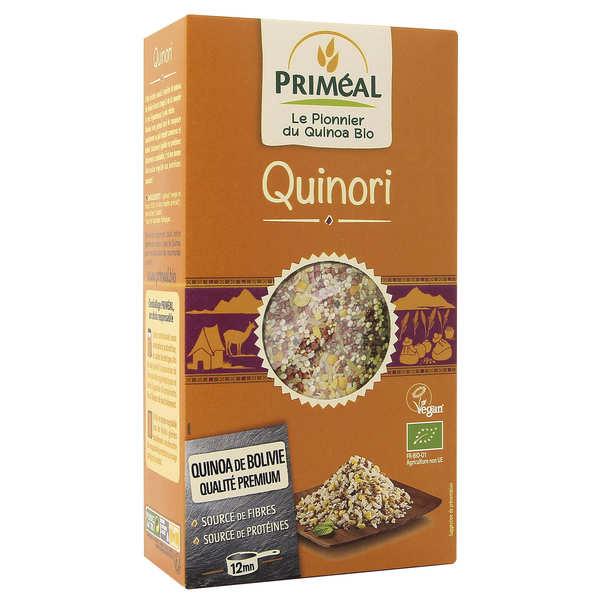 Quinori Bio (mélange de riz et quinoa)