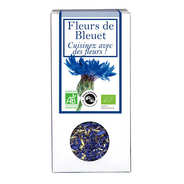 Aromandise - Fleurs de bleuet - Fleurs à croquer et à cuisiner