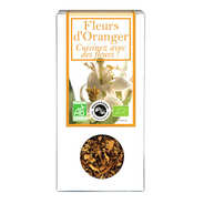 Aromandise - Organic edible orange blossom petals