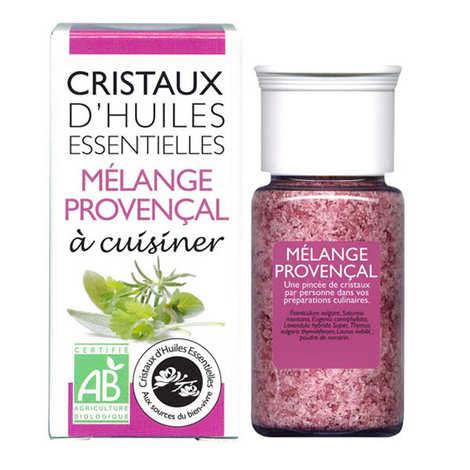 Aromandise - Organic essential oil crystals - Mix Provençal